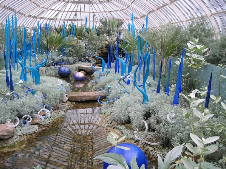 Favorite Destinations Dale Chihuly Glass Art At Pittsburgh